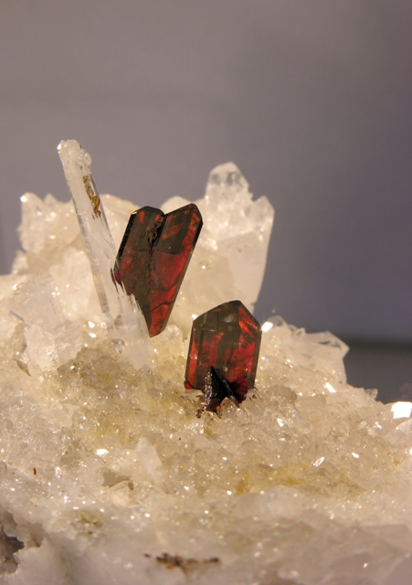 Brookite, Pakistan